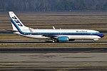 Meridiana, D-AIRI, Boeing 737-86J (28357896929).jpg