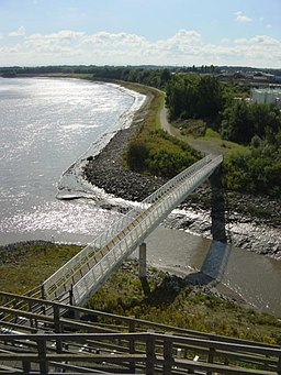 Mersey Way, Widnes - geograph.org.uk - 40644