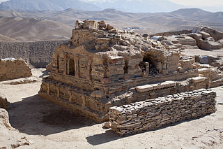Hindu and Buddhist heritage of Afghanistan