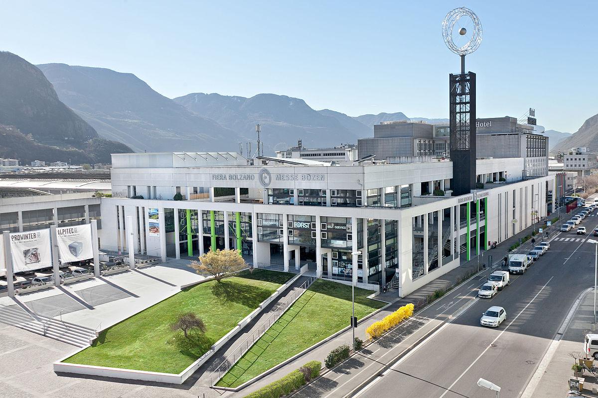Messe bozen wikipedia for Bozen boutique hotel