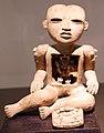 Messico, teotihuacan, periodo classico, terrecotte, VI-VII sec., da stato di michoacan 0.JPG