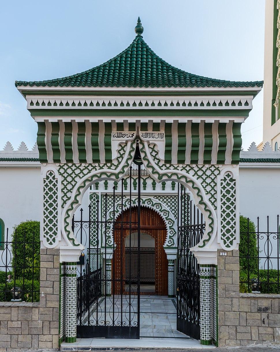 Mezquita Muley El Mehdi, Ceuta, España, 2015-12-10, DD 31-33 HDR