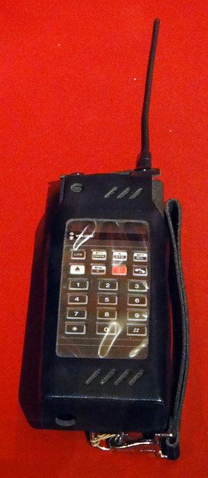 Natel - Image: Mf K Bern Natel C, Technophone PC 107 3
