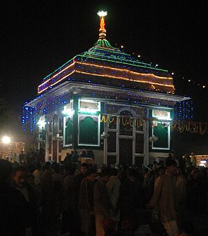 Mian Mir - Shrine of Mian Mir.