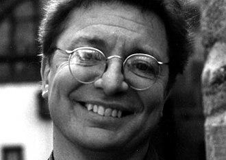 Michael Hulse - Photograph of Michael Hulse, from Salt Publishing