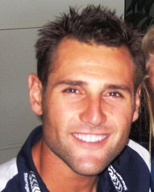 Michael Theo - Michael Theo (then known as Theoklitos) with Melbourne Victory in 2008.