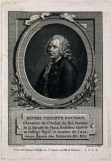 Michel-Philippe Bouvart French professor