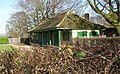 Micklefield Park, Rawdon - Bowling Green Pavilion - geograph.org.uk - 686806.jpg