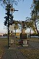Miejsce egzekucji więźniów 1942r. w Markach.jpg