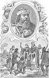 Mieszko I-szy (Wizerunki książąt i królów polskich).jpg