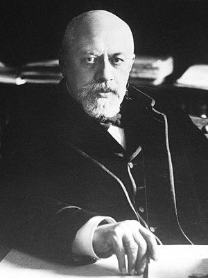 Mikhail Akimov - Mikhaïl Akimov in 1914
