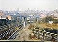Miles Platting incline- Newtown carriage sidings 1989 - geograph.org.uk - 820288.jpg