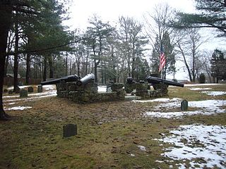 Myles Standish Burial Ground