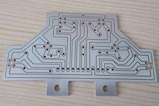 Printed circuit board milling