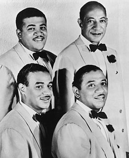 The Mills Brothers American jazz and pop vocal quartet