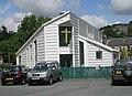 Milnsbridge Baptist Church - Bridge Croft, Market Street - geograph.org.uk - 921065.jpg