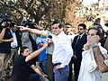 Ministro Peñailillo visita lugares afectados por incendio de Valparaíso 1.jpg