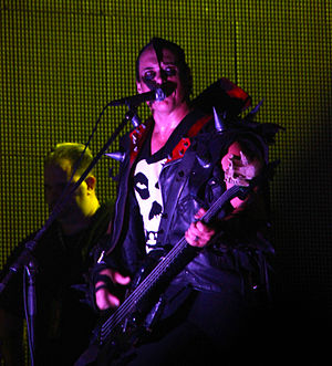 Jerry Only - Only performing in 2013