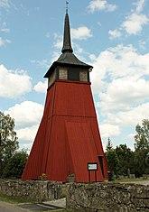 Fil:Mistelås kyrka.Klockstapeln.JPG