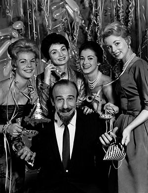 Mitch Miller - Miller on Sing Along with Mitch, 1961