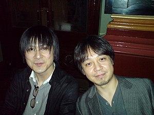 Hitoshi Sakimoto - Yasunori Mitsuda and Sakimoto at A Night in Fantasia 2007: Symphonic Games Edition