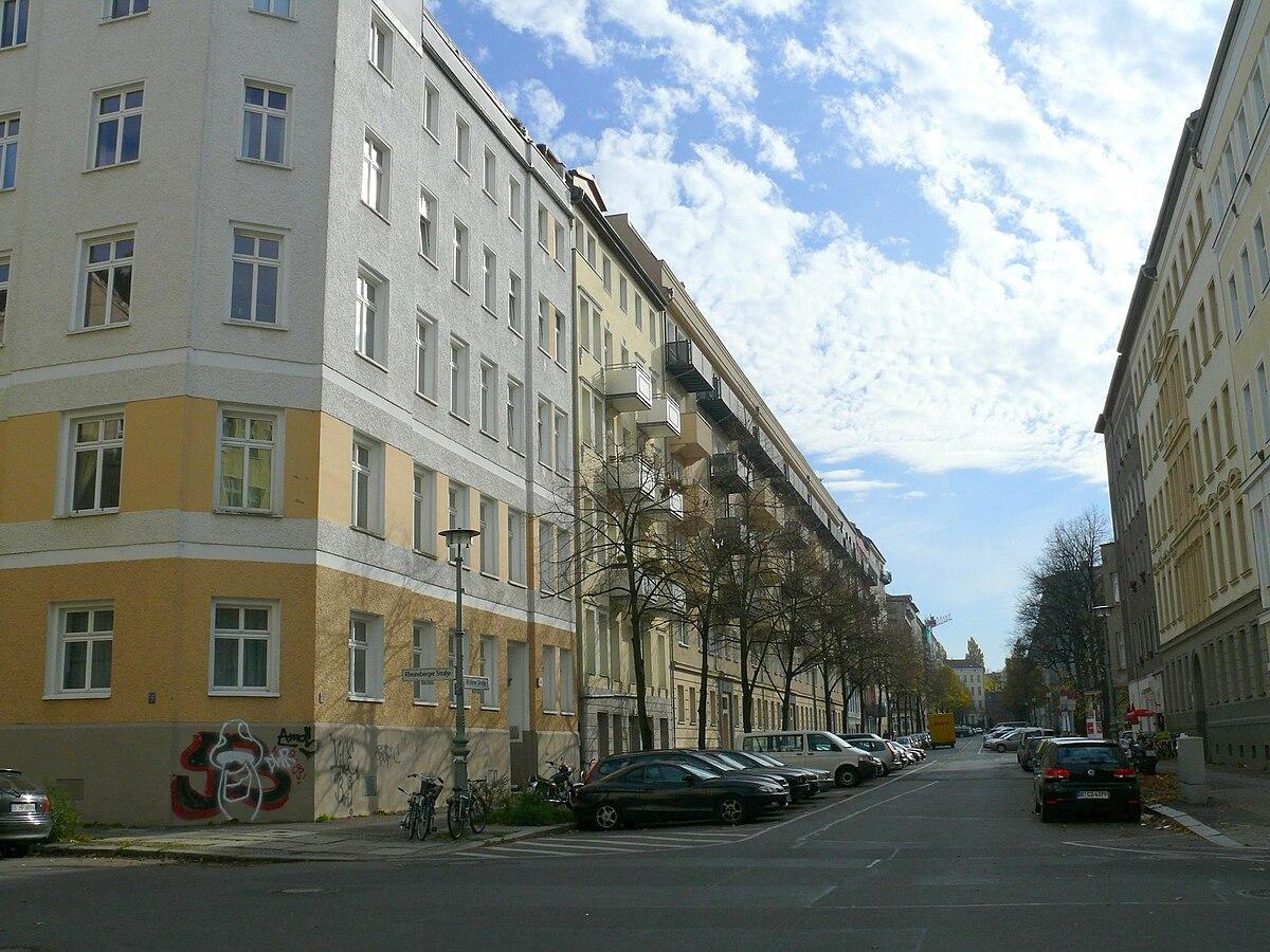 Wolliner Straße