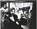 Mixing of plutonium oxide powders, Hanford, Washington, c. 1961 - HD.6D.592 (11872658474).jpg