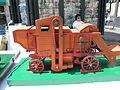 Modello in scala di macchina agricola (2).JPG