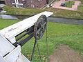 Molen De Prins van Oranje, Bredevoort Ten Have-klep tandheugel kettingwiel (2).jpg