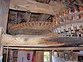 Molen Oostendorper Watermolen, Haaksbergen korenmolen maalkoppel aandrijving spoorwiel tussenrad.jpg