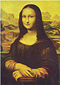 Mona Lisa (copy, Chamber of Deputies, Rome).JPG