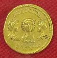 Monetiere di fi, moneta romana imperiale con genie dell'imperatrice consorte.JPG