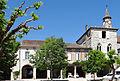 Monflanquin - Place des Arcades -4.JPG