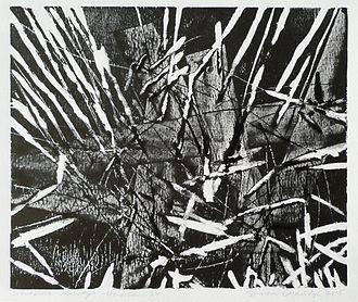 "Simon Aldridge - ""Monotype Iteration 24"" by Simon Aldridge (2015)"