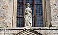 Montebourg Église Saint-Jacques Statue de Saint Jacques le Majeur 2019 08 18.jpg
