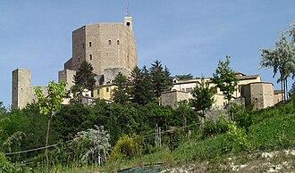 Montefiore Conca - Image: Montefiore Conca I