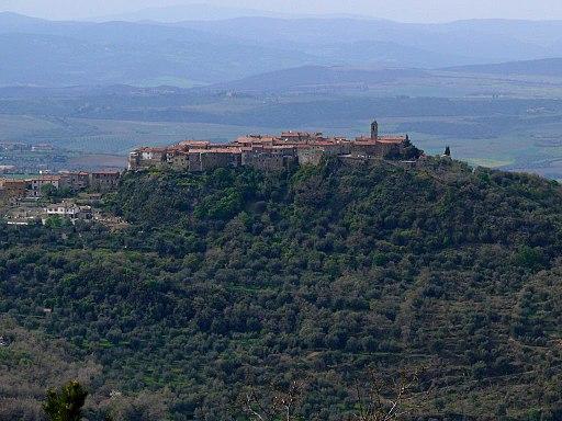 Montegiovi, tra i più suggestivi borghi medievali situati sul Monte Amiata