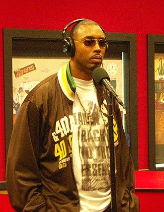 Montell Jordan - Montell Jordan at the Tom Joyner studios in 2008