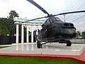 Monumen Helikopter Lanud Atang Sanjaya Bogor - Sikorsky H-34 atau S-58.jpg