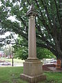 Monument in Clinton, Connecticut.jpg