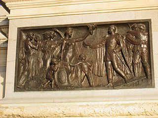 Monument to Alfonso XII of Spain, Madrid - tower detail 1.JPG