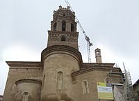 Monzon - Catedral - Absides & torre.jpg