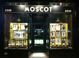 9a08b62410 The Moscot shop in Brooklyn