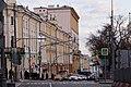 Moscow, Ilyinskie Vorota Square - Lubyansky Proezd, March 2020 01.jpg
