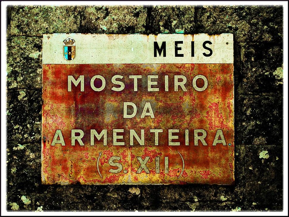 Mosteiro da Armenteira, Meis