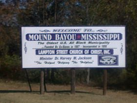Image illustrative de l'article Mound Bayou