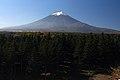 Mount Fuji from Radar Dome Museum.JPG