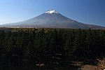 Mount Fuji from Radar Dome Museum.JPG