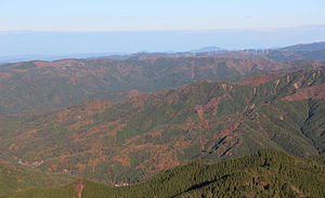 Mount Mikuni and Mount Ofuna from Mount Chausu.jpg