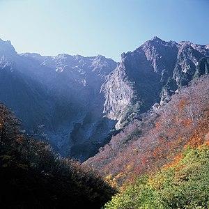 Jōshin'etsu-kōgen National Park - Mount Tanigawa, Gunma and Niigata Prefectures
